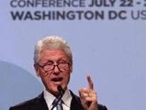President Clinton at the IAS 2012 Conference